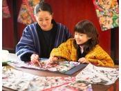 【あおもり工房(冬)】冬のおすすめ体験は「津軽凧の色付け」。好きな色を塗ってオリジナルの凧を作ろう