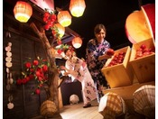 【じゃわめぐりんご×ほたて祭り】秋の期間限定イベント。りんごとほたての共演をお楽しみください