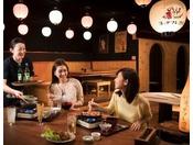【ヨッテマレ酒場】ラーメンや定食もございます。