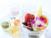 朝食(イメージ)/カロリー計算されたナチュラルなご朝食