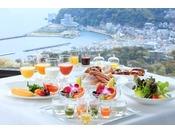 朝食(イメージ)/朝の光が射し込むレストランで、厳選された地域由来の素材を生かしたご朝食を。