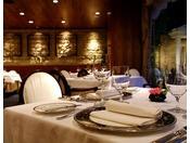 フレンチレストラン「エスコフィエ」伝統のフレンチを厳選されたワインとともに