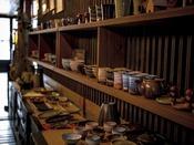 『手しごとや』岩泉の歴史にふれながら世界に一つだけのカップなど、お気に入りを見つけてみては?