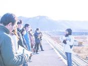 『学ぶ防災』宮古観光協会では被災地の田老をご案内してきました。[グリーンピア三陸みやこから8km]