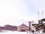 雫石にある『小岩井農場』へは約130km。いわて雪まつりは2018年2月14日~2月18日まで