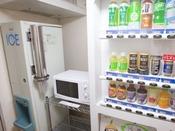自動販売機コーナー(5・7・9F)