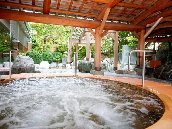 【風呂】本陣大浴殿 ジャグジー