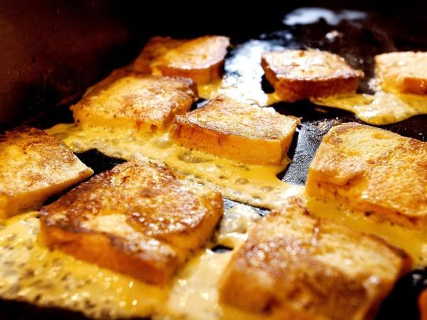 【一例】フレンチトースト ※イメージ