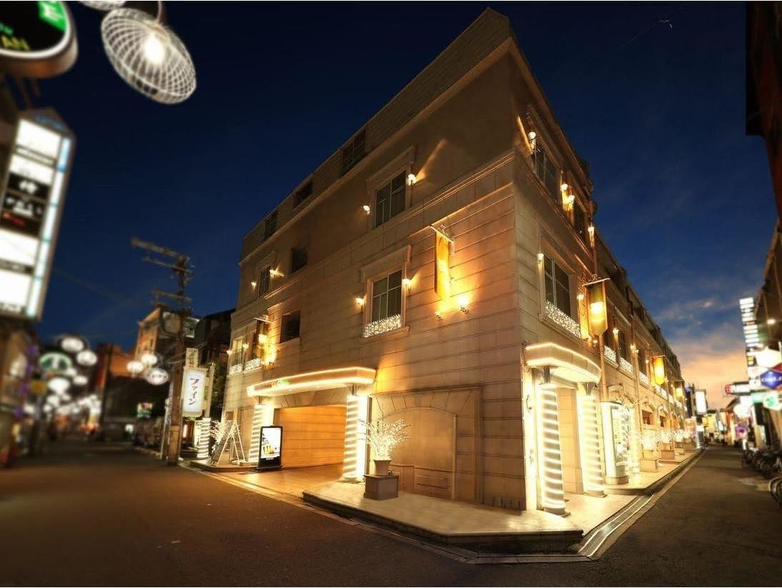 ホテル ファインガーデン梅田