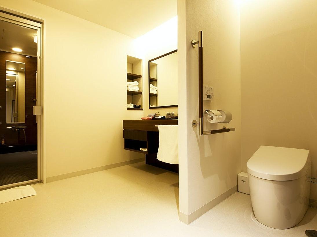 【本館:特別室和洋室】バスルーム
