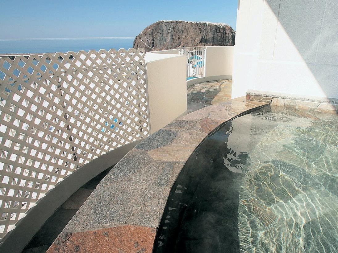 7F露天風呂。ロケーションは最高です!