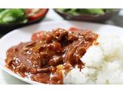 軽食(2) ハヤシライス