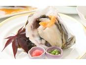 アラカルト(3) 岩牡蠣(夏季限定)