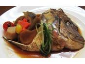 アラカルト(7) 魚煮つけ