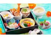 和食(5) わらべ 2,000円(税別)
