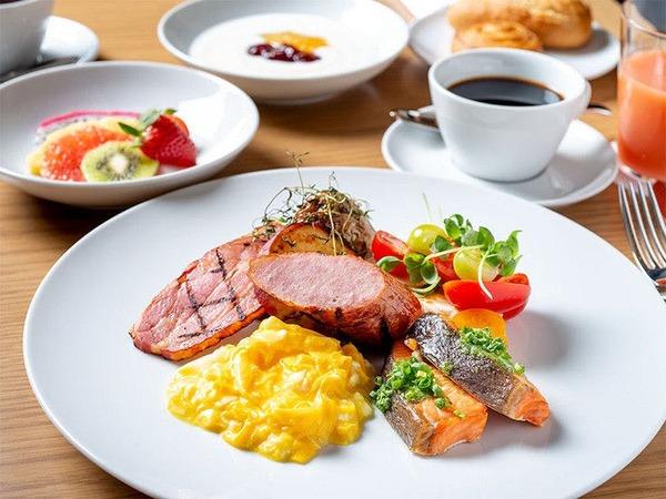 朝食リニューアル!