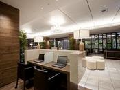 6階「ビジネスコーナー」