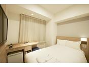 シングル(11.0~12.5平米)・サータ社製ベッド(120cm)・加湿空気清浄機・wifi完備