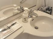 浴室:常設備品