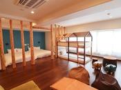【グランモリィ】森と星空をコンセプトにした72平米の広々デザイナーズルーム。