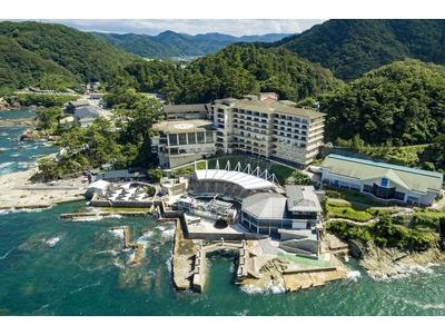 城崎/日和山温泉 ホテル金波楼
