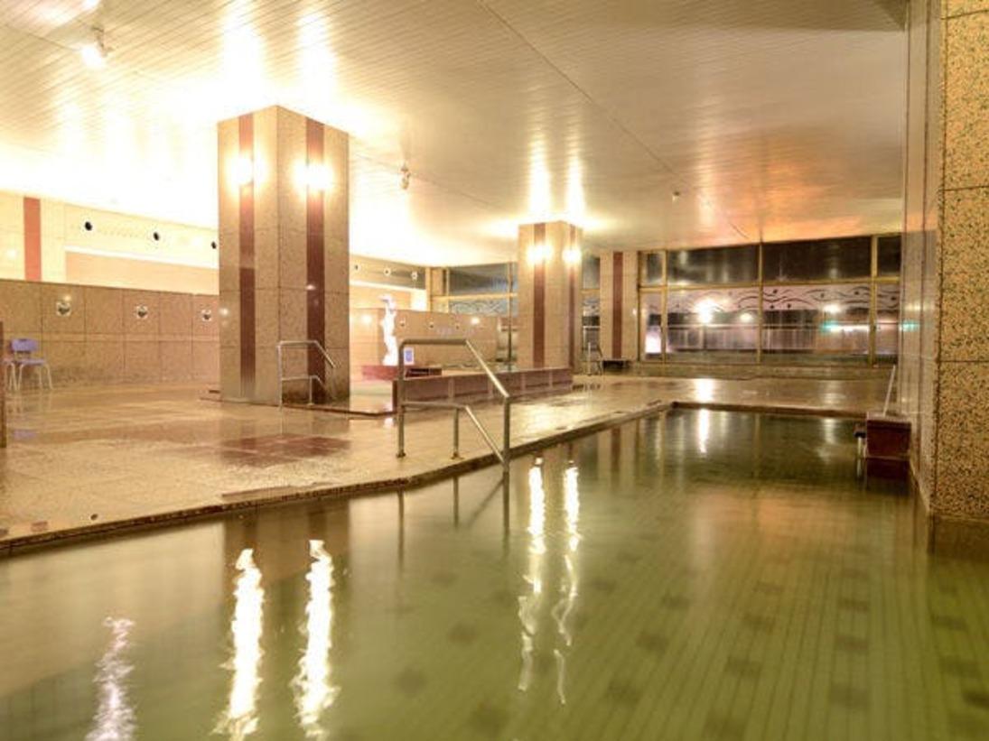大浴場「美泉」