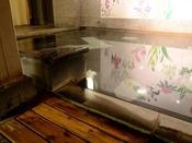 泉質はナトリウム塩化物泉。