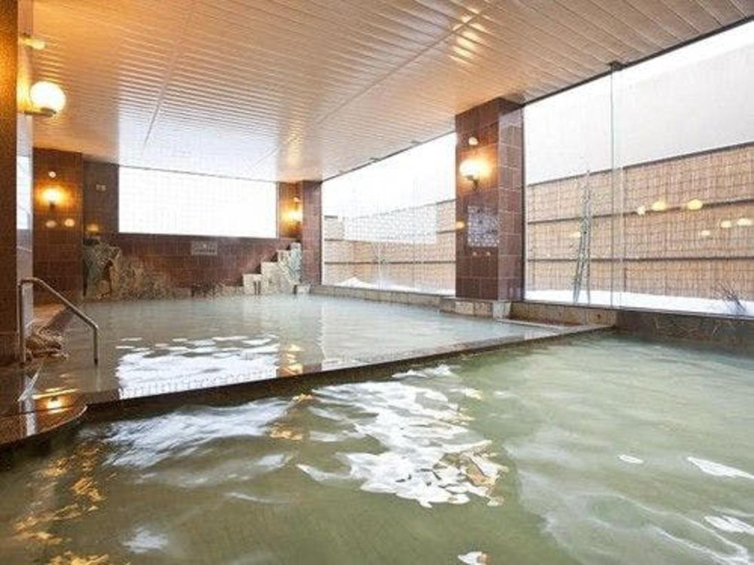 【大浴場】13:00~02:00まで男性大浴場04:00~09:30まで女性大浴場