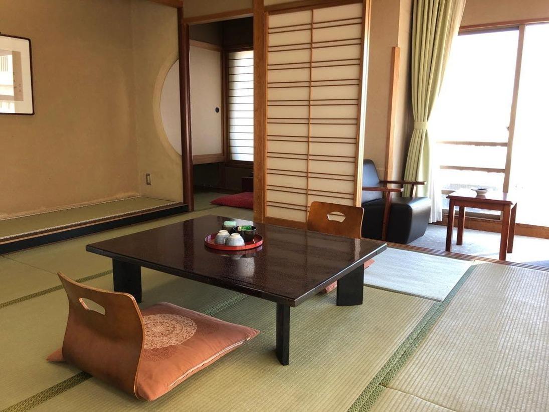 本館客室一例です。