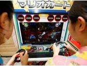 【夜8時からのロビーナイトイベント】マリオカートで遊ぼう!私が1位だ!