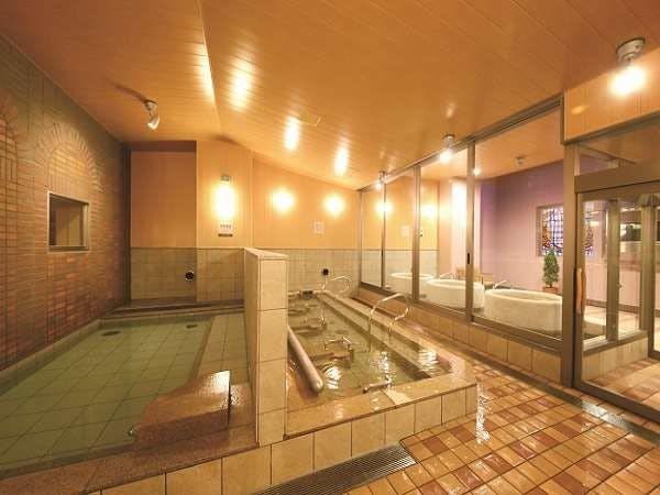 美肌と健康にこだわった複合温浴施設