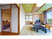 特別室和8畳+ツイン