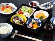 【朝食】和定食※お料理の写真はイメージです。