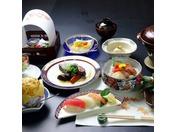 日昇館個室食イメージ(フィレステーキ)