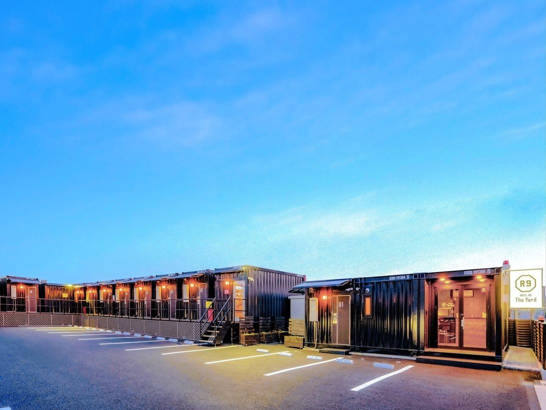HOTEL R9 The Yard 小山天神