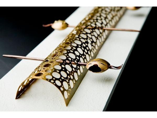 ひとつひとつ手作りの伝統工芸作品