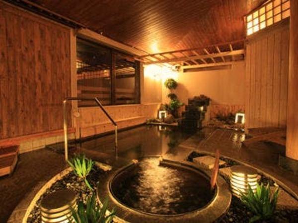 *趣のある大浴場