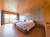 *【部屋(新館ネスト・セミスイート)一例】スタンダードより広々としたセミスイートは、ゆとりのホテルステイ
