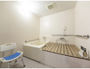 バリアフリールーム(浴室)