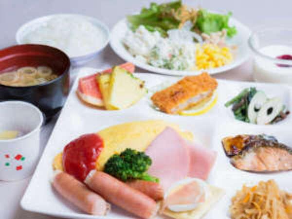 朝食 ビュッフェ※イメージ