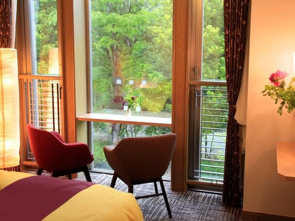 お部屋から見える自然豊かな景観 ※イメージ