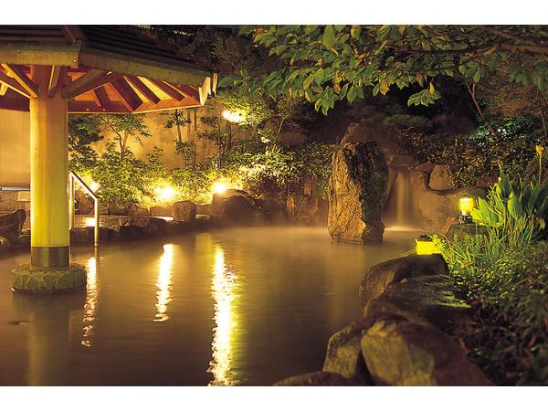 天然温泉クア・ガーデン【露天風呂】
