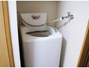 洗濯機完備
