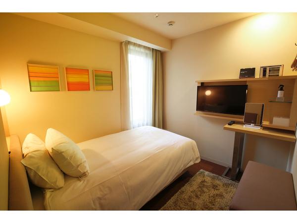 シングルルーム【ベッド幅110cm】