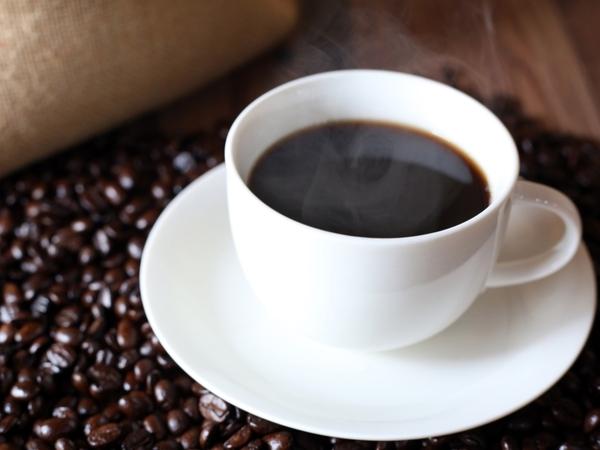 名店のコーヒーでほっと一息