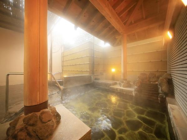 大洗温泉は美肌効果があると言われています♪