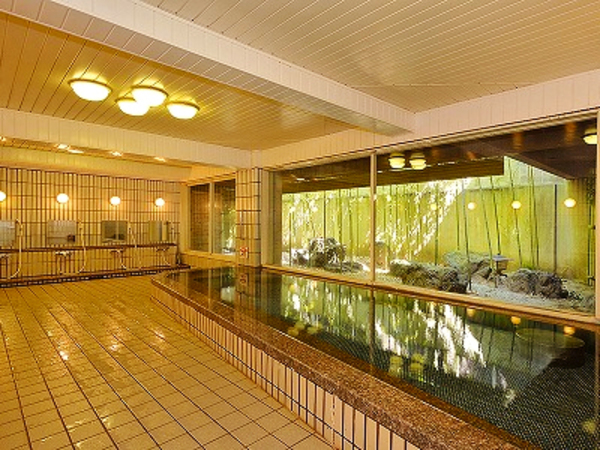 ご大浴場は24:00まで、翌朝6:00~9:00