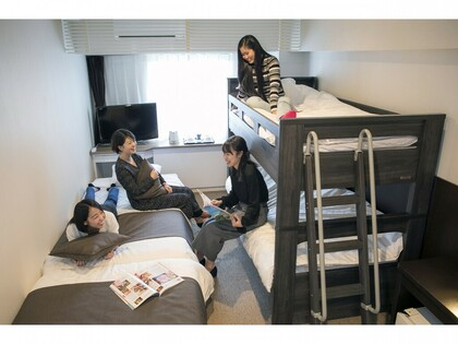 大人も子供も喜ぶ2段ベッド