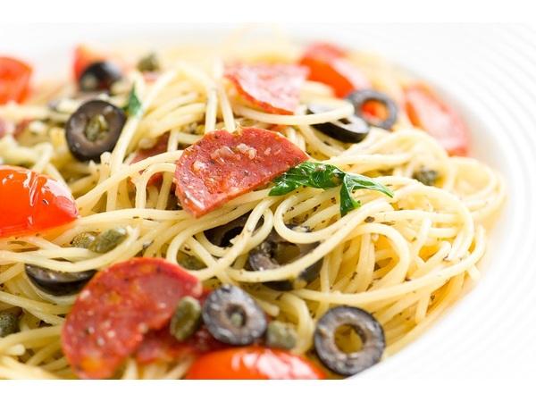 月替わりのスパゲッティーニ。※画像はイメージです