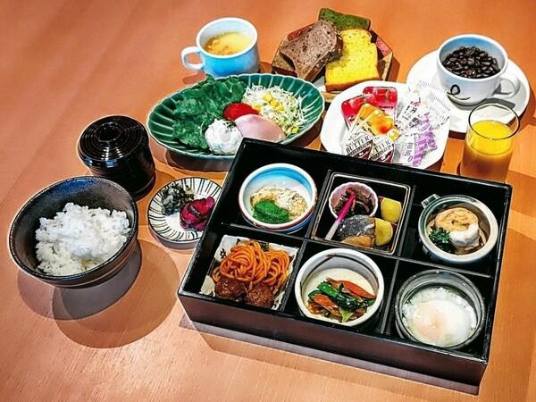 朝食 和洋セットメニュー(イメージ)